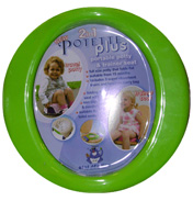 Bibs & Stuff Potette Plus Travel Potty 10 Pack…
