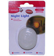 Clippasafe Night Light (EU 2 Pin)