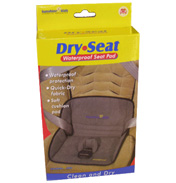 Sunshine Kids Dry-Seat Waterproof Seat Pad
