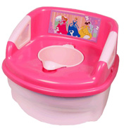 First Years Disney Princess 3 in 1 Training Potty