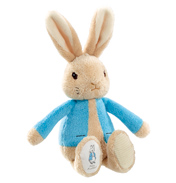Beatrix Potter My First Bean Rattle PETER RABBIT