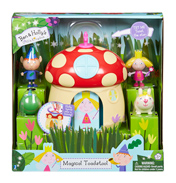 Magical Toadstool Playset