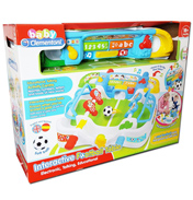Clementoni Baby Interactive Football Table
