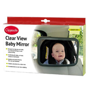 Clear View Baby Mirror