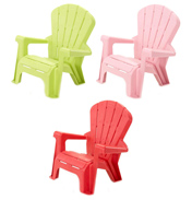 Little Tikes Garden Chair In RED
