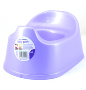 Little Wonders Baby Potty in Purple