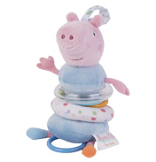 Peppa Pig for Baby Jiggle George Pig