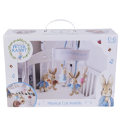 Musical Cot Mobile 0-6 Months