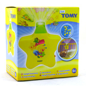 Tomy Starlight Dreamshow in Yellow