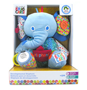 The World of Eric Carle Baby Toy Elephant (LARGE)