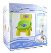 First Years Winnie the Pooh Flush Sounds Potty